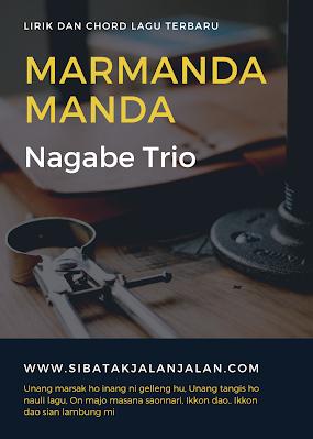 kunci gitar marmanda nagabe trio chord gitar mudah dimainkan terbaru 2021