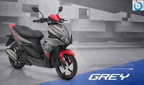 Harga Dan Spesifikasi Yamaha Aerox 125LC