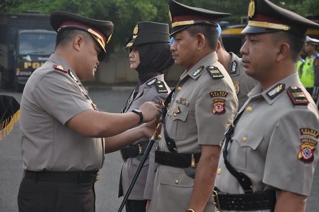 Mutasi Pejabat Polres Banjar, Ini Kata Kapolres