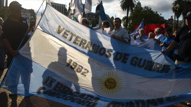 Comienza proceso de identificación de soldados caídos en Malvinas