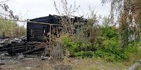 В городе Сухой Лог в результате пожара погиб мужчина