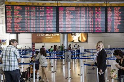"""Israel"" peringatkan warganya agar tidak bepergian ke Mesir dan Turki"