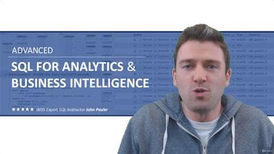 Advanced SQL + MySQL for Analytics & Business Intelligence