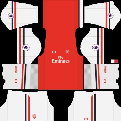 dream league soccer logo url arsenal