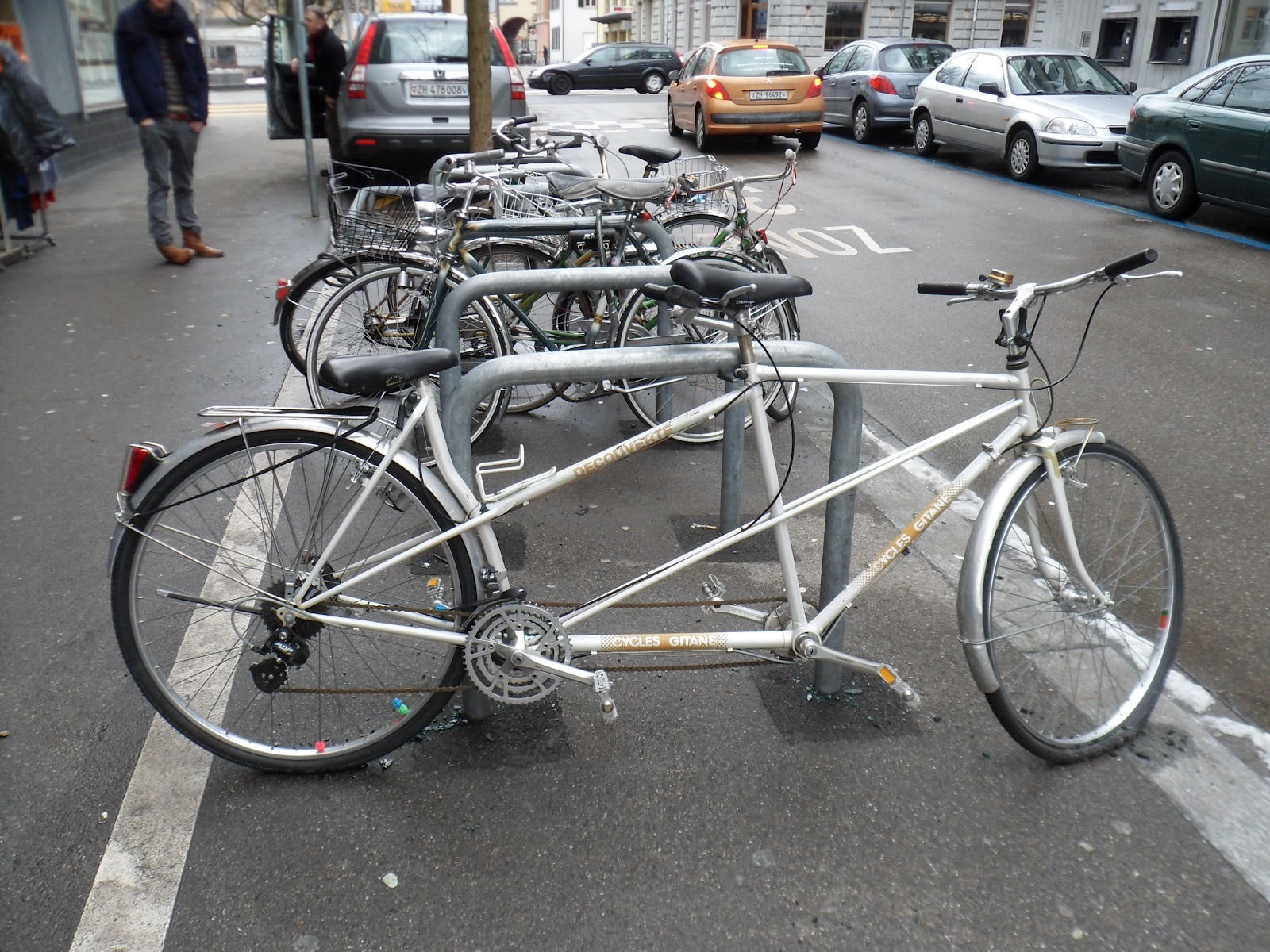Cycling in Paris: Awesome Bicycles