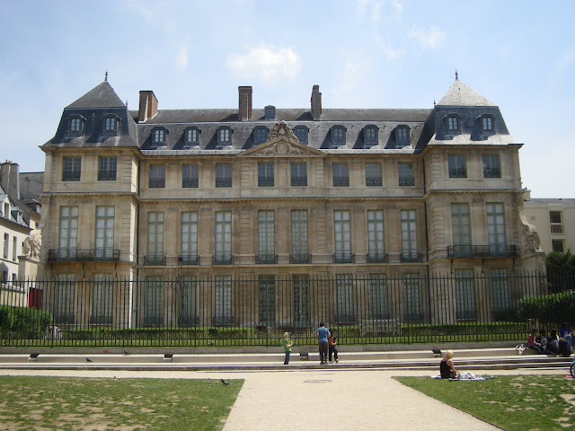 Muzeum Picassa Paryż