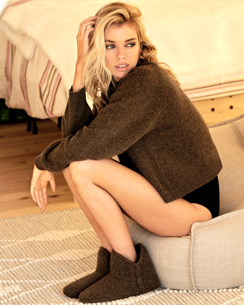 Naked Cashmere fall 2020 campaign