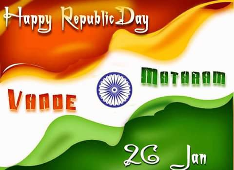 Latest REPUBLIC DAY WISHES FOR WHATSAPP 2017
