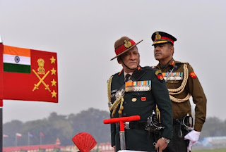 We Are Ready for War, Indian Army Chief Implicitly Tells Pakistan