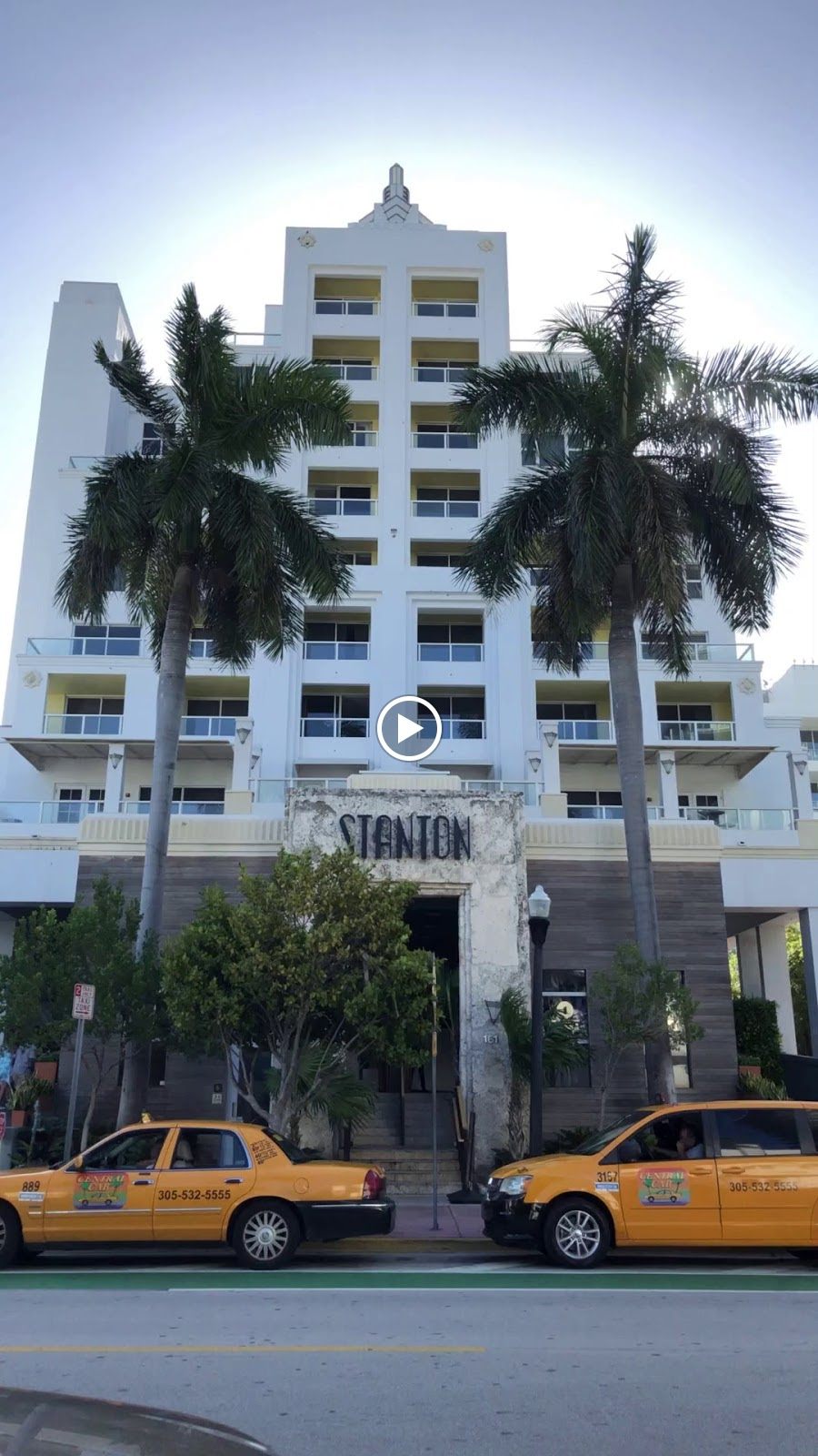 Stanton South Beach Hotel Stay
