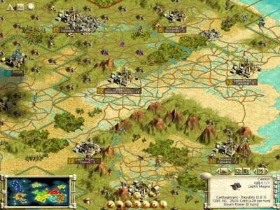 لعبة CIVILIZATION 3 للكمبيوتر