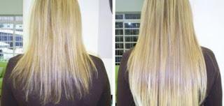 اسرع وصفة لتطويل الشعر