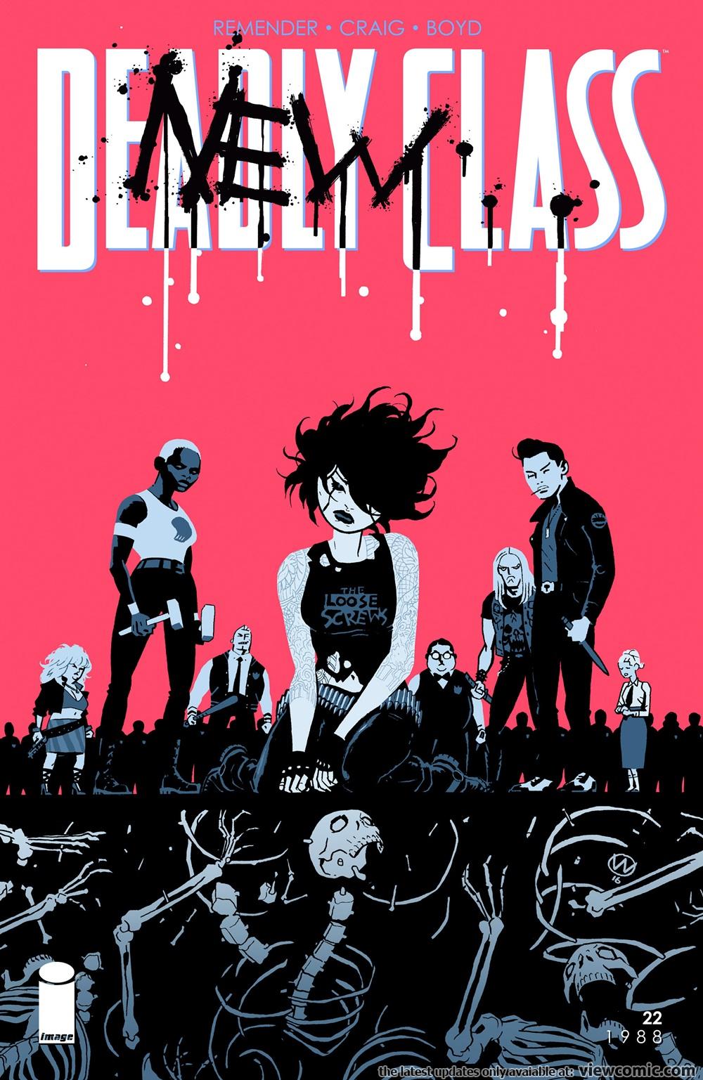 Deadly Class 022 (2016)  | Vietcomic.net reading comics online for free