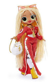 L.O.L. Surprise! O.M.G. Dolls Coloring Page coloring.filminspector.com