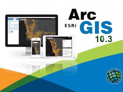 تحميل وتفعيل برنامج الارك جيس Arc GIS نسخة 10.3