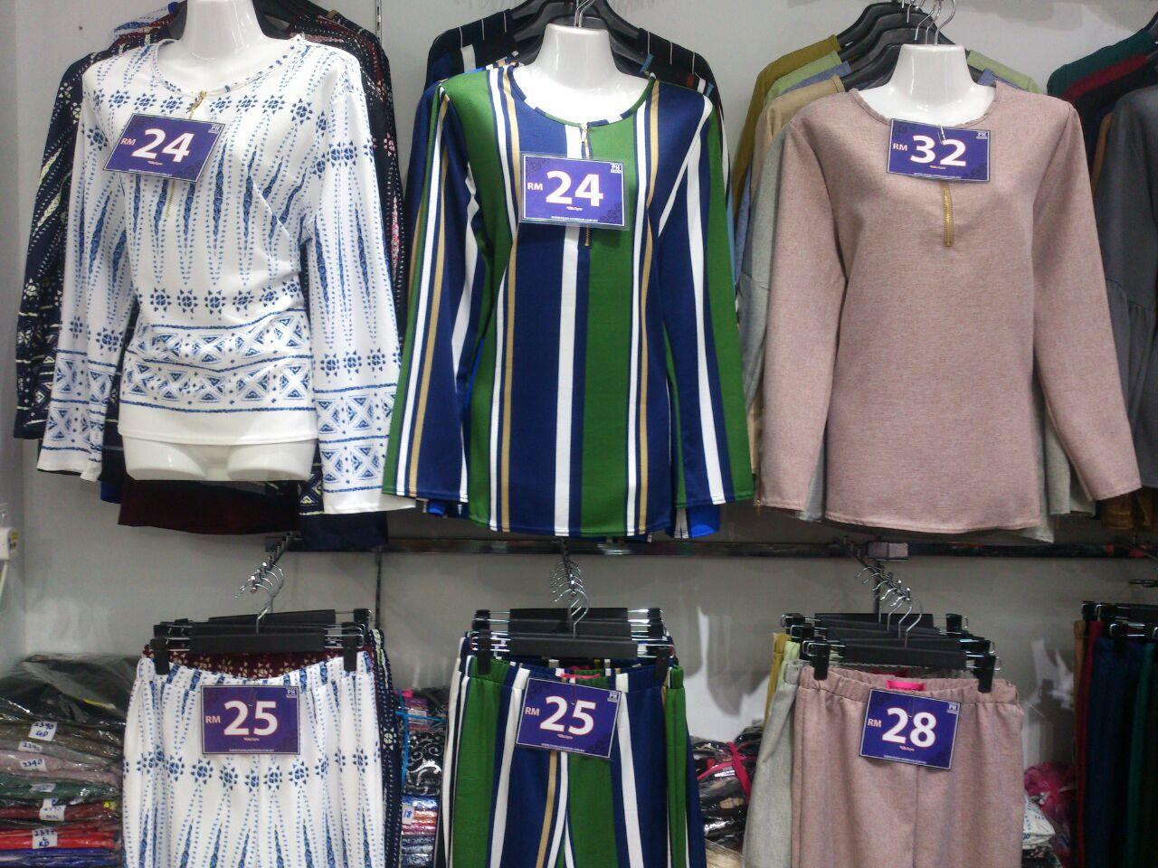 Gm Klang Borong Baju Wanita