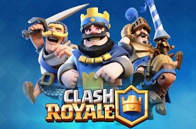 cara memenangkan permainan Clash Royale Android