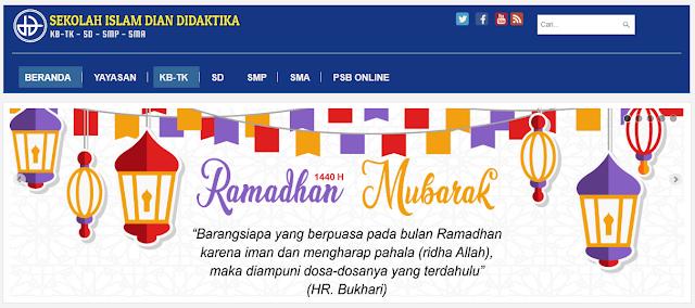 SMA Islam Dian Didaktika, Sekolah Bagus di Cinere