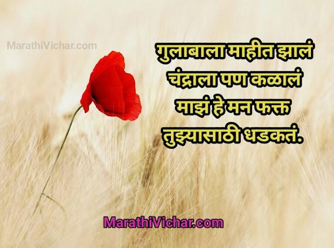 प्रेमावर काही प्रेमळ चारोळ्या I  Marathi Charolya on Love in 2020