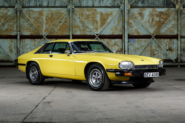 1977 jaguar xjs v12 manual for sale at pendine historic cars for gbp