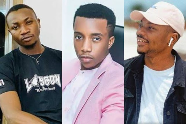 Meet The 3 Key People Whose Power Brought Laycon A Large Fanbase And They Are Not Even Superstars (Photos)