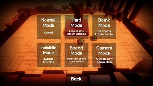 Tanky Tanks Game Modes