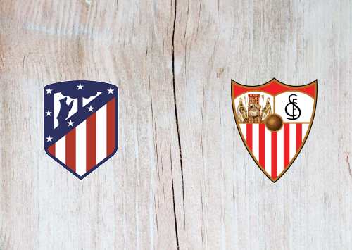 Atletico Madrid vs Sevilla -Highlights 12 January 2021