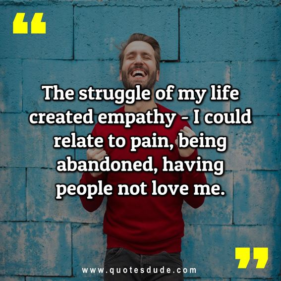 emotional struggle quotes