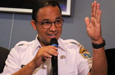 Ujang Komarudin: Di Mata Megawati, Jakarta Di Tangan Anies Mungkin Tak Ada Baiknya