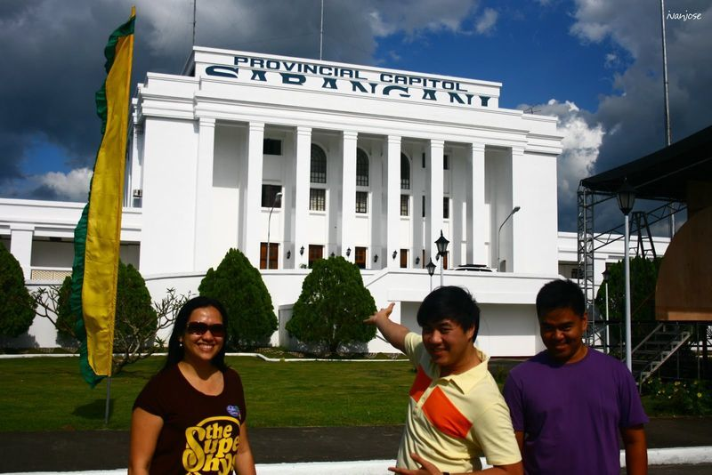 A visit at the Sarangani Provincial Capitol in Mindanao