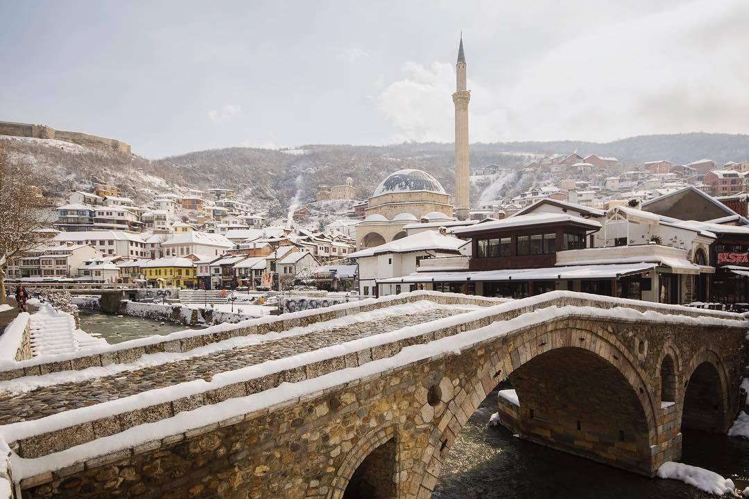 balkan ülkeleri'nde gezilecek yerler prizren