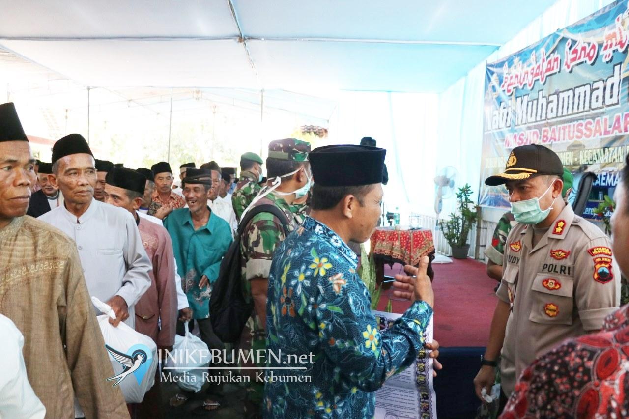 Digelar saat Corona Mewabah, Rajaban di Poncowarno Dibubarkan Polisi