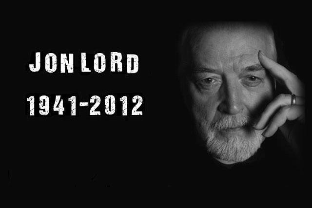 Jon Lord 1941-2012