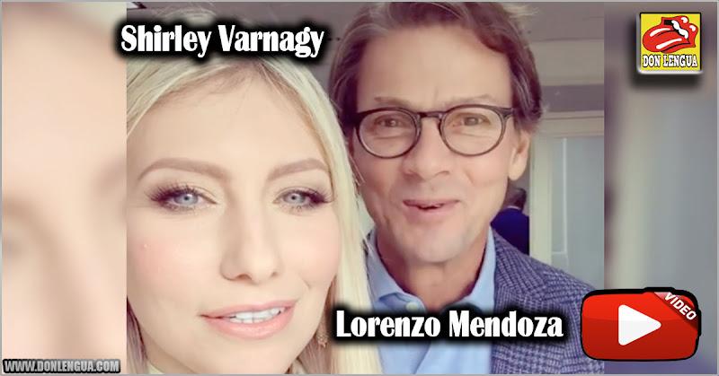Shirley Varnagy entrevistará a Lorenzo Mendoza este año