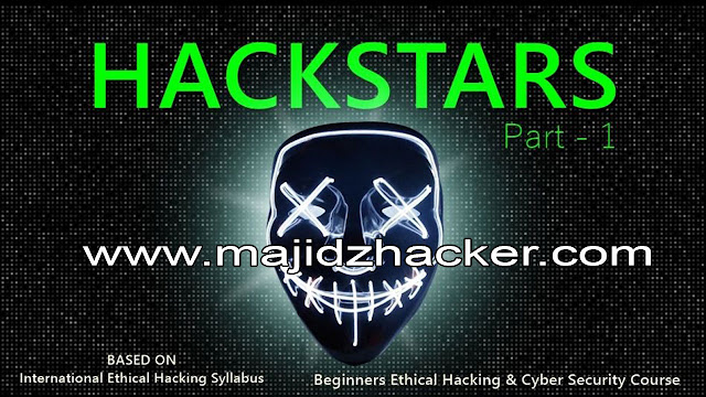 Technical Sagar Hackstars Hacking Course Part-1 Free Download 2019