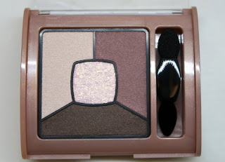 Bourjois Over Rose Smoky Stories eye quad