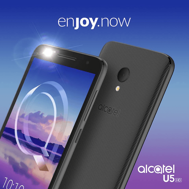 Alcatel U5 HD now in the Philippines, priced at PHP 6,999!