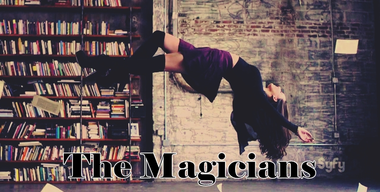 serial the magicians