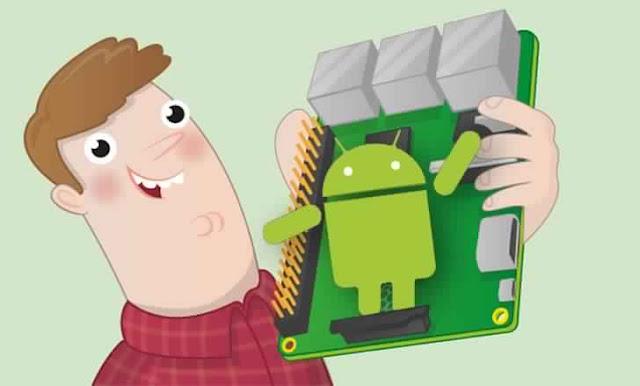 الإندرويد سيدعم رسمياً كمبيوتر Raspberry Pi 3