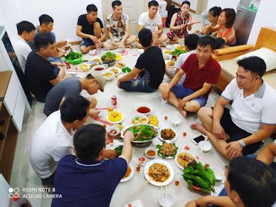 đặt cỗ tại nhà Chung cư Booyoung, Mỗ Lao, Hà Đông
