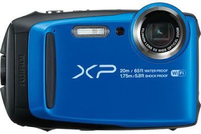 CES 2017: فوجي فيلم تُعلن عن كاميرا FinePix XP120 المقاومة للماء