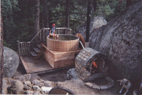 Heated Up!: 30 Stunning Wood-fired Hot Tubs from Around ...