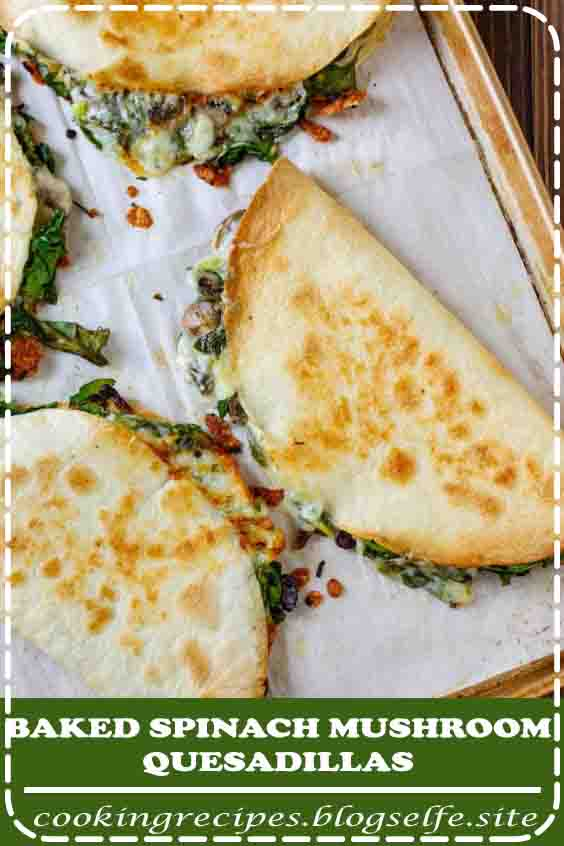 4.9 ★★★★★ | This is my preferred quesadilla formula. These are firm, heavenly, and packed with sustenance. Also, preparing these quesadillas enables you to make numerous on the double, so you can bolster your ravenous family rapidly and effectively!  #vegetarian #quesadillarecipe#recipes #easy #dinner #ideas