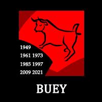 BUEY-BÚFALO
