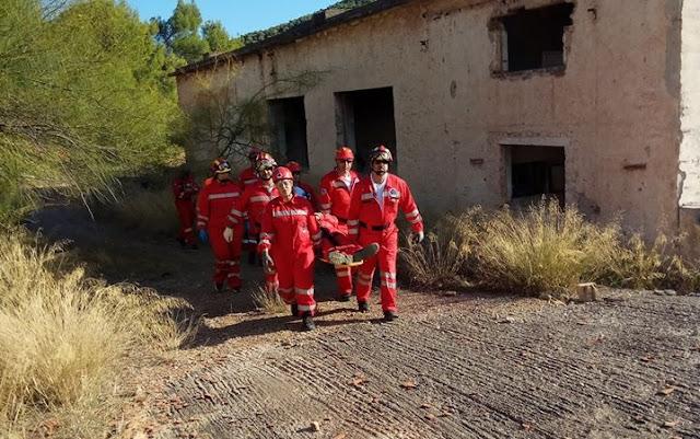 Σε εξάσκηση Αντιμετώπισης Καταστροφών πήρε μέρος η Ελληνική Ομάδα Διάσωσης Αργολίδας