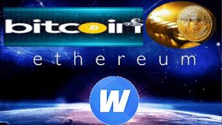 Cara Dapetin Bitcoin dan Ethereum Gratis di Whaff