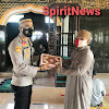 Kapolres Soppeng, Serahkan Bantuan Al-Qur'an di Masjid Nurul Irsyad Paconkang