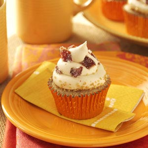 RecipeReview French Toast Cupcakes
