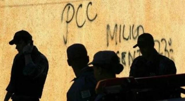 'Banco do PCC' lavou dinheiro do Covidão fluminense, suspeita PF
