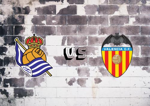 Real Sociedad vs Valencia  Resumen
